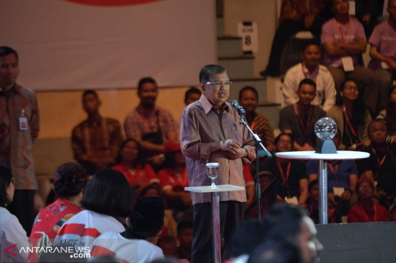 "Wapres sebut ""unicorn""  Indonesia sama saja seperti koperasi"