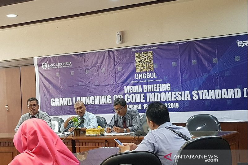 BI ungkap dua tantangan QRIS di Provinsi Riau, begini penjelasannya