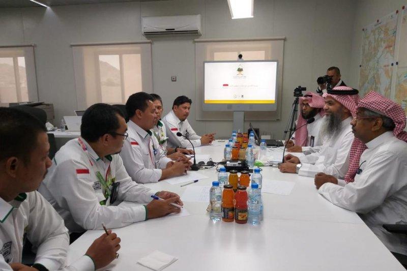 Indonesia  ditawari tambahan kuota haji 250.000 setelah Mina direnovasi