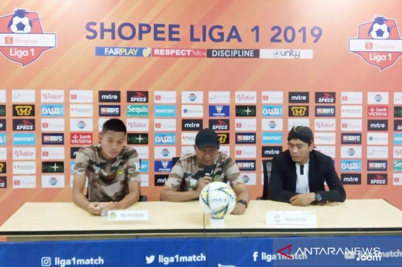 Tira-Persikabo kembali bertengger di puncak klasemen Liga 1