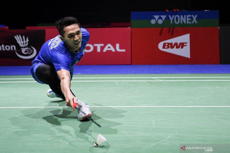 Jojo maju ke babak dua Indonesia Masters
