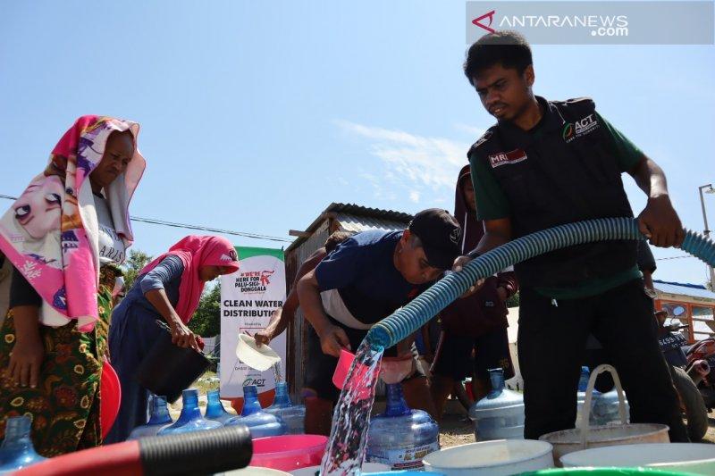 Warga tujuh desa di Sigi butuhkan air akibat kekeringan