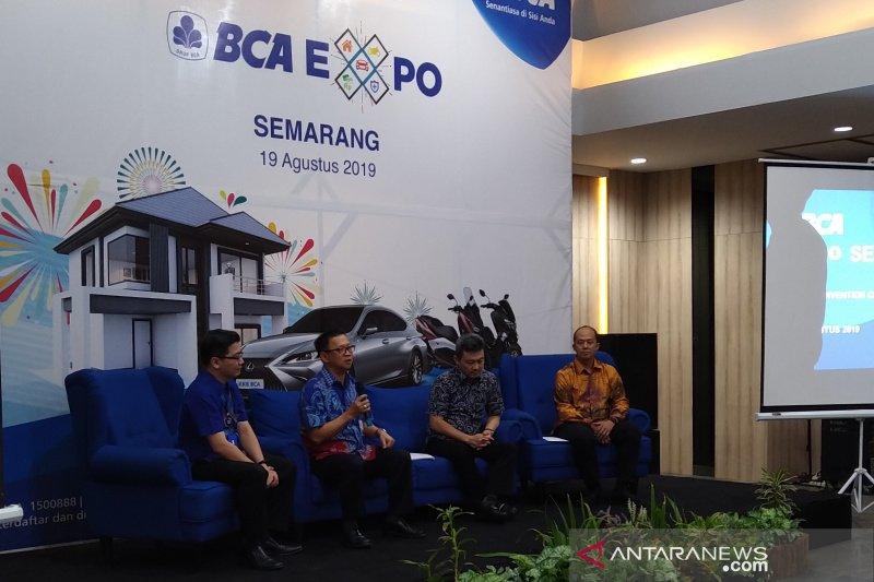 Ada promo menarik di BCA Expo Semarang 2019