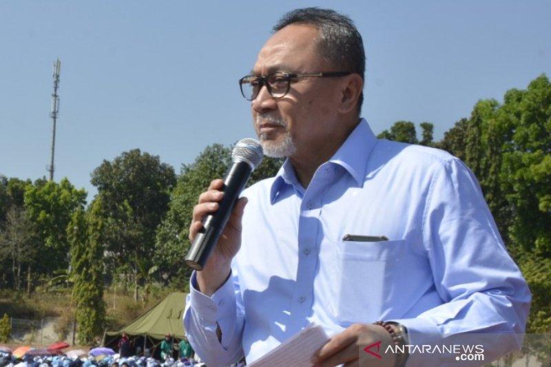 "Zulkifli Hasan: Kader PAN harus ""move on"" pasca-Pilpres 2019"