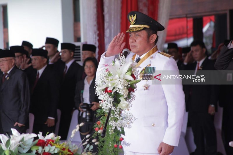Gubernur ajak masyarakat Sumsel merajut kebersamaan