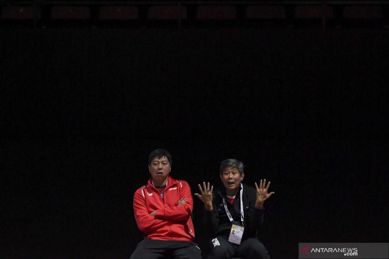 Pelatih : ganda putra bulu tangkis Indonesia tidak capai target di Thailand Open II
