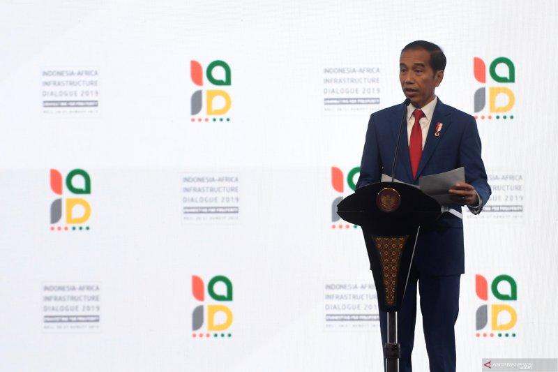 Indonesia, Africa to be huge power if united: President Joko Widodo