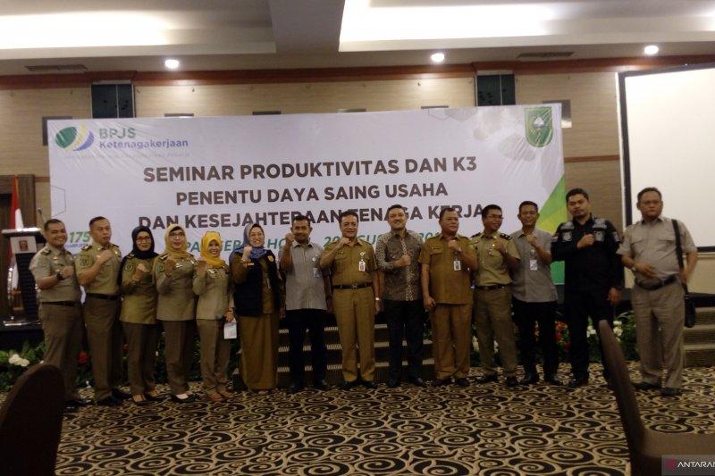 Disnaker Riau: produktivitas dorong kesejahteraan naker