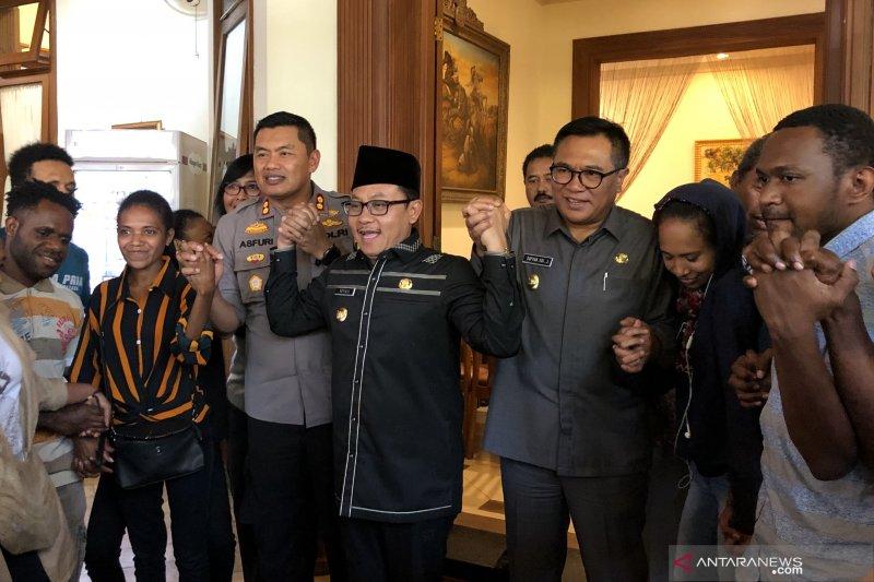 Pemkot Malang dialog dengan  mahasiswa asal Papua