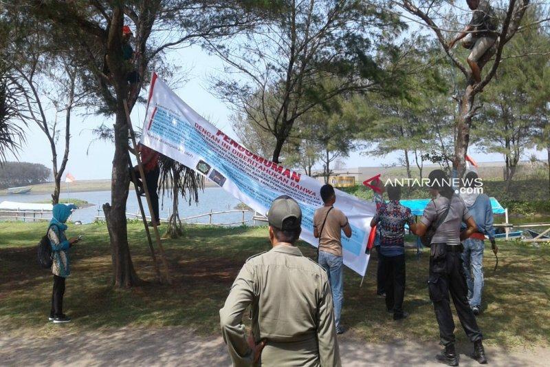 Dispar Kulon Progo relokasi pedagang di Pantai Glagah