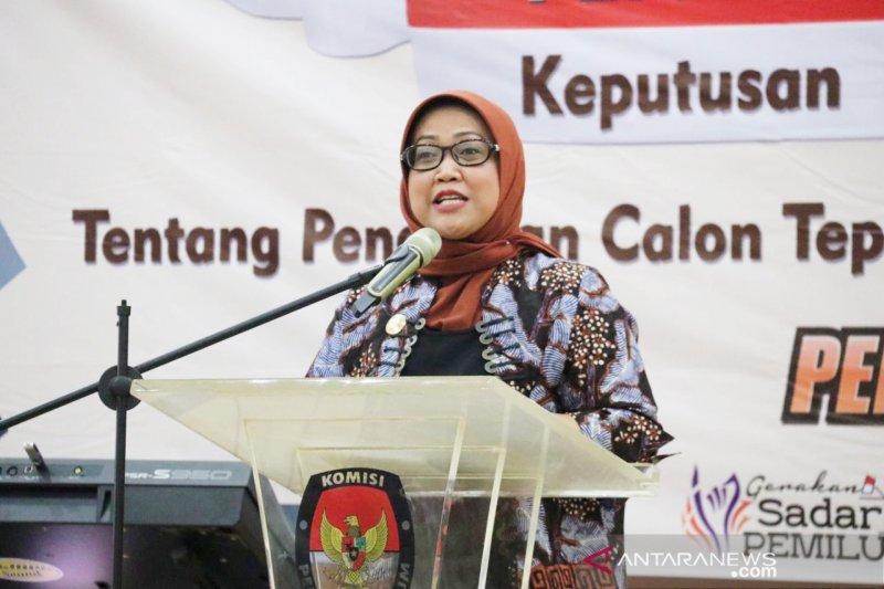 Surat penetapan 55 anggota DPRD Bogor baru masih di Bupati