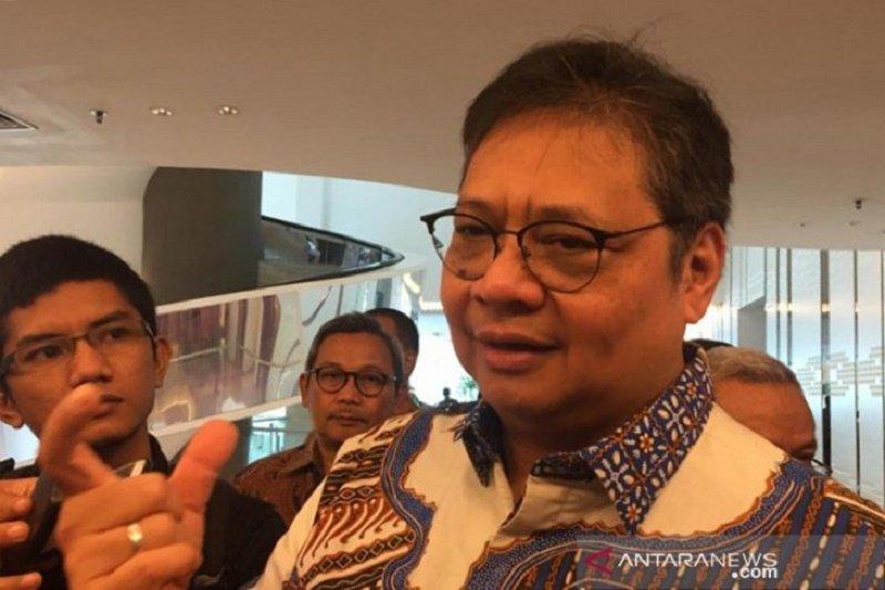 """Airlangga Hartarto: Lewat biodiesel Indonesia tidak perlu """"mengemis"""" negara lain"""