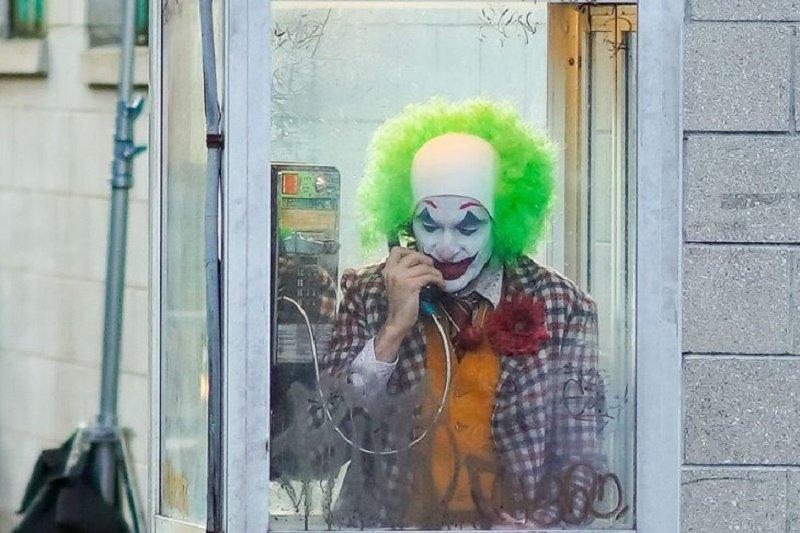 Joaquin Phoenix terinspirasi pasien penderita gangguan mental perankan Joker