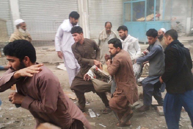 Ledakan saat salat Jumat di Kabul tewaskan sejumlah orang