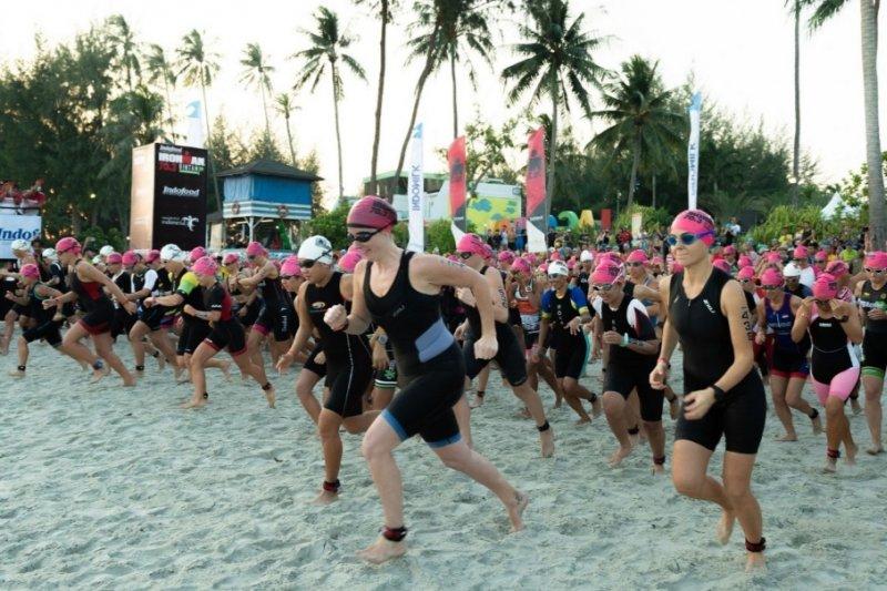 Ironman Bintan 2019 akan diikuti atlet 58 negara