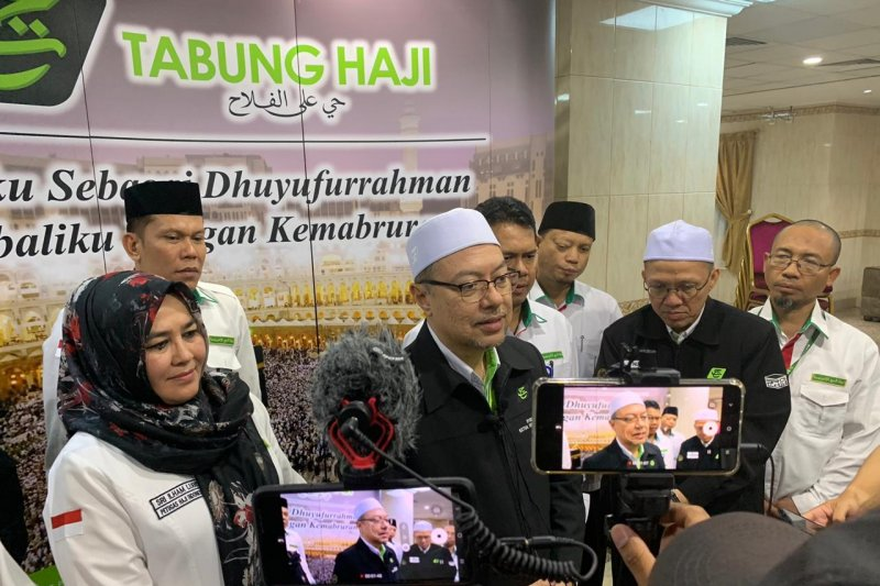 Ketua Rombongan Haji Malaysia puji pengelolaan layanan haji Indonesia