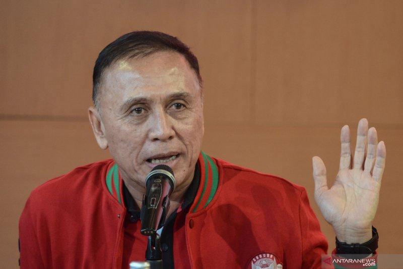 Klaim telah dapatkan dukungan 50 voter, Mochamad Iriawan siap wakafkan diri di PSSI