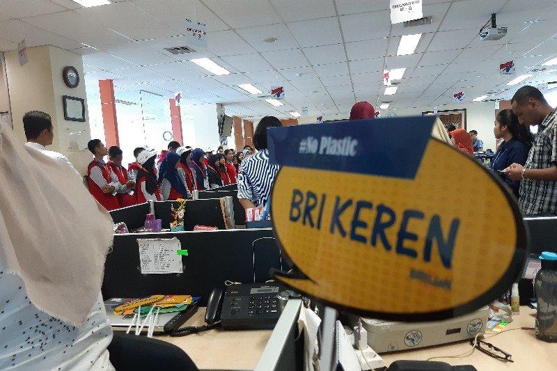 Peserta SMN Sulsel ikut tur kantor ke BRI Jayapura