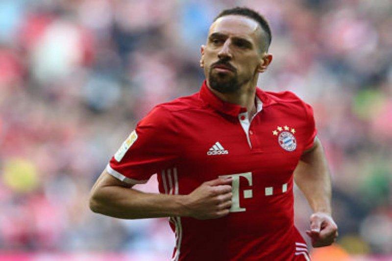 Franck Ribery berlabuh ke Fiorentina