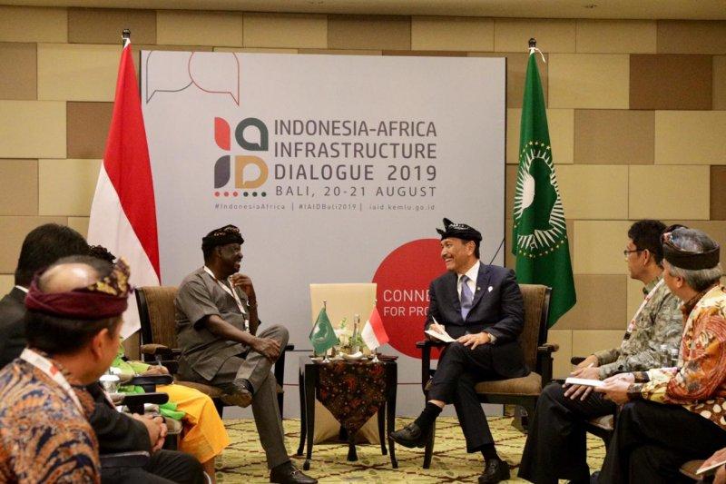 Indonesia berbagi pengalaman bisnis daninvestasi dengan Afrika