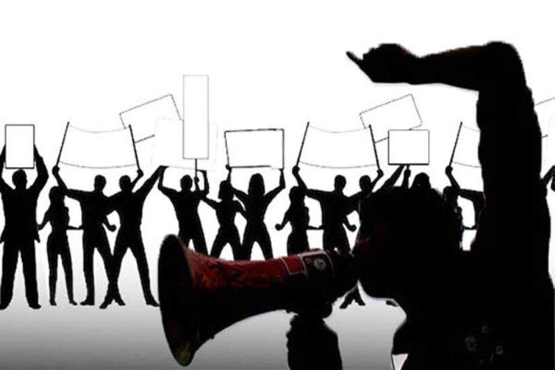 Anti-racism slogans reverberate across Mimika