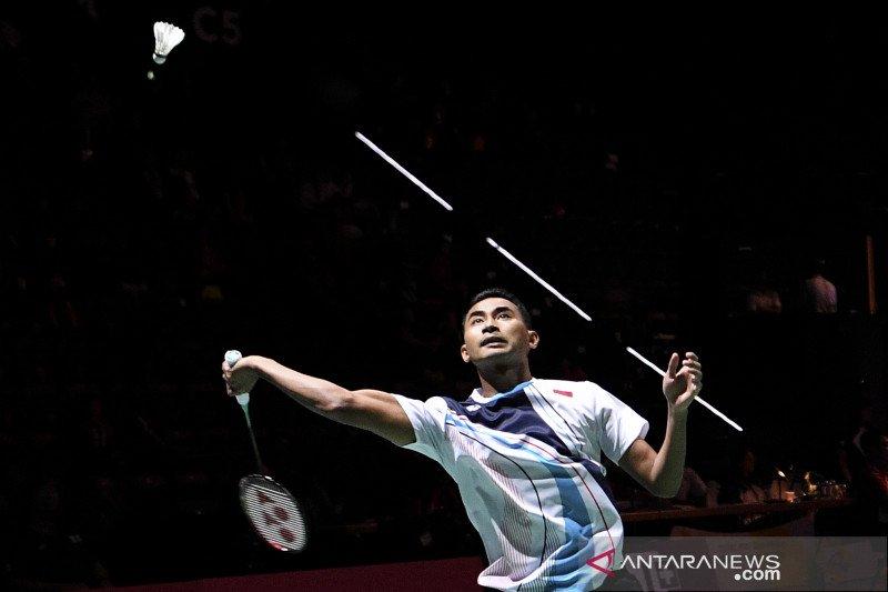 Tommy Sugiarto melaju ke semifinal Denmark Open