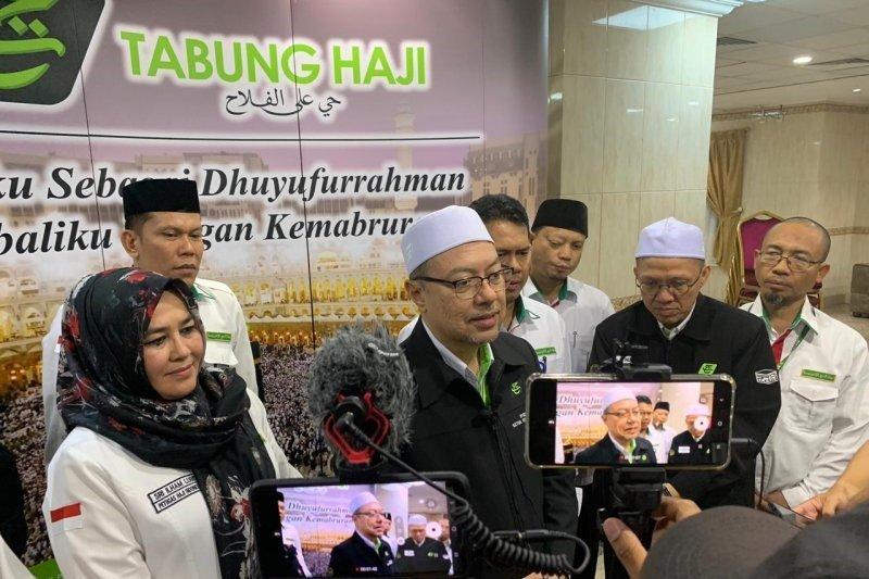 Malaysia puji pengelolaan pelayanan haji Indonesia