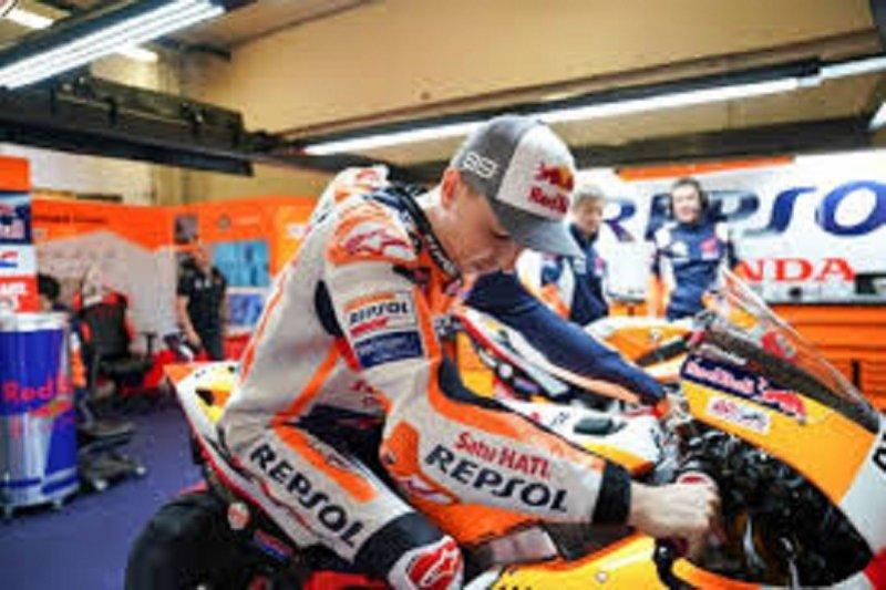 Lorenzo siap beraksi di sirkuit Silverstone pasca cedera