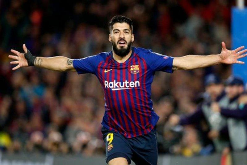 Barcelona siap lepas Suarez ke Juve bila sukses pulangkan Neymar