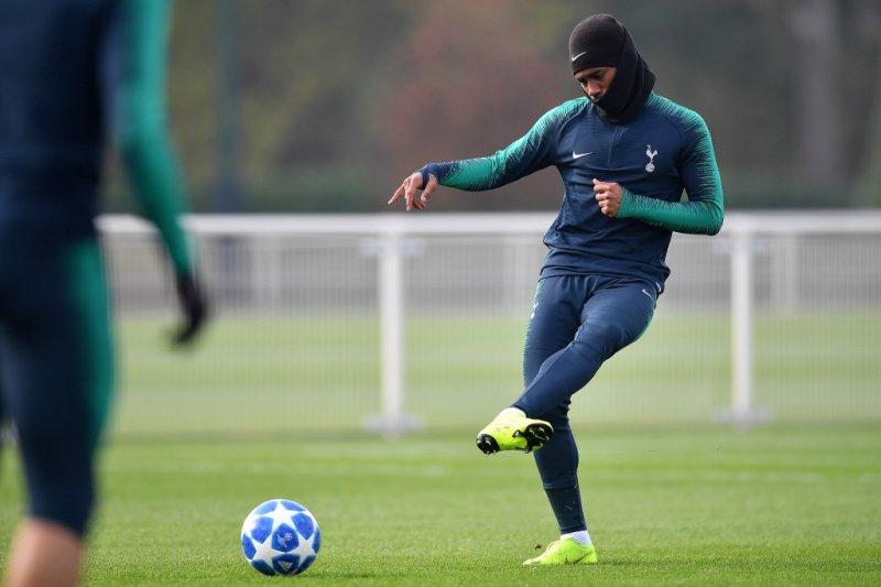 Beskitas boyong N'Koudou dari Tottenham Spurs