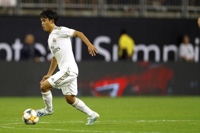 """""""Messi dari Jepang"""" Takefusa Kubo dipinjamkan Madrid kepada Mallorca"""