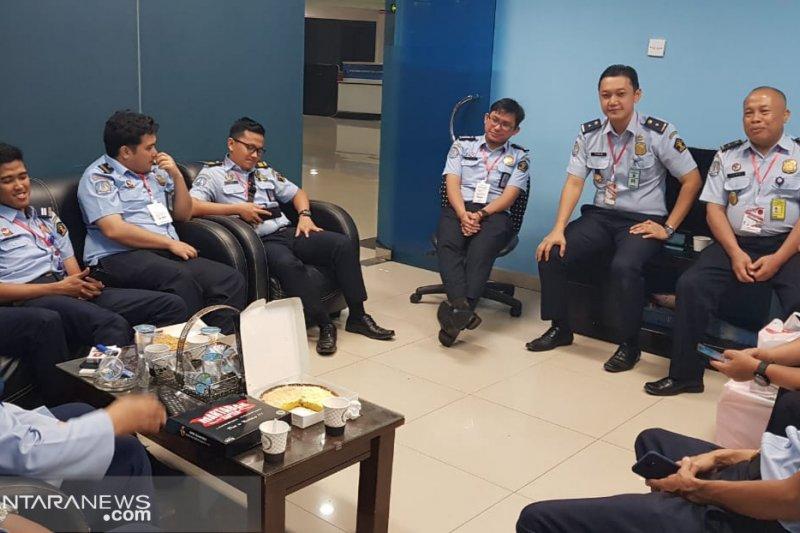 Imigrasi Palembang siapkan jalur  khusus untuk jamaah haji