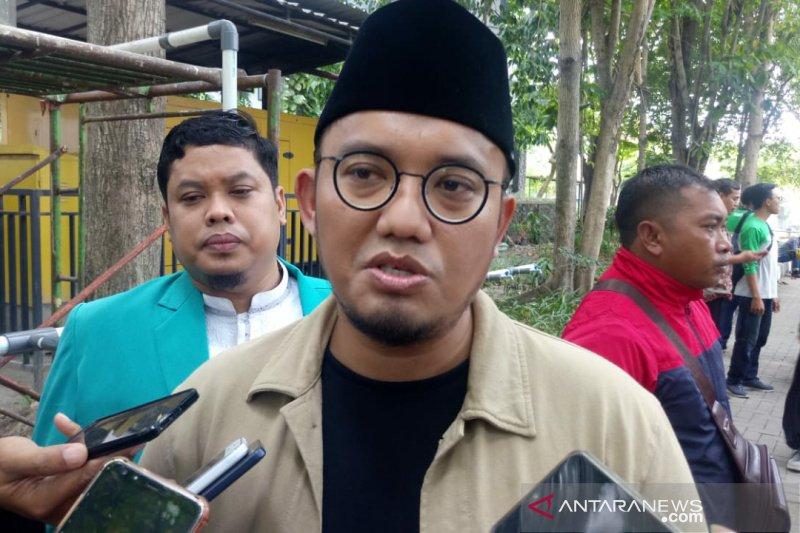 Dahnil bantah Fadli Zon tertarik bergabung kabinet Jokowi