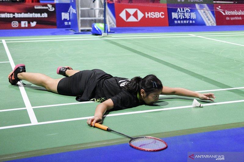 Gregoria gagal ke perempat final Kejuaraan Dunia BWF
