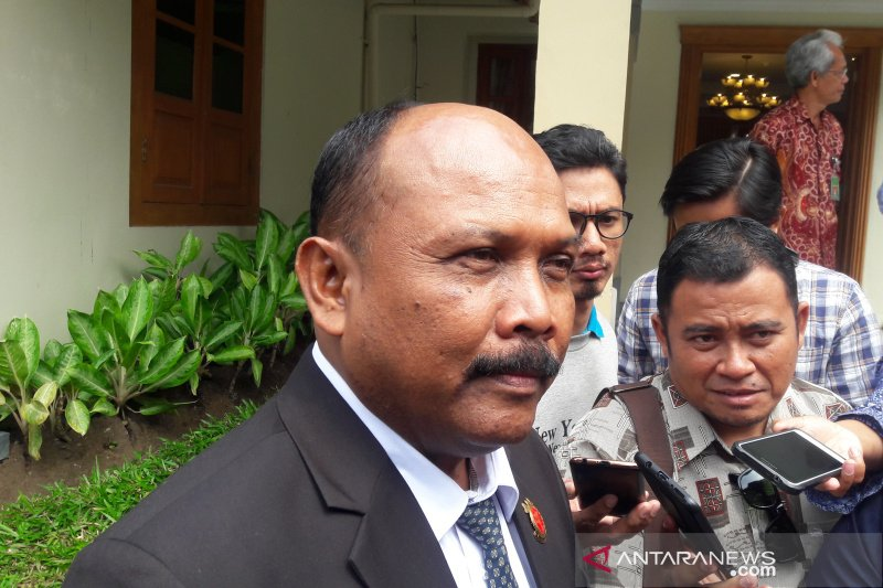 Kejati DIY telah mengajukan pemberhentian sementara Jaksa Eka
