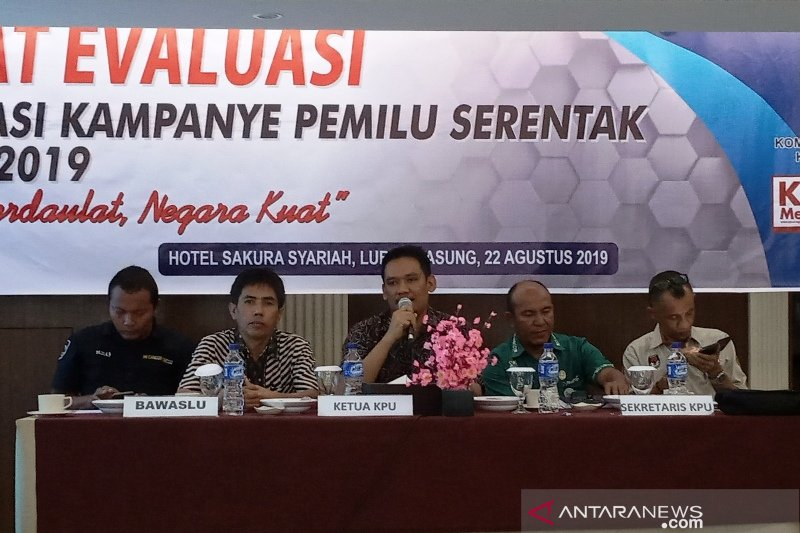 Golkar Agam usulkan partai cetak APK calon legislatif