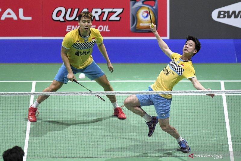 Indonesia kirim empat wakil ke semifinal China Open 2019