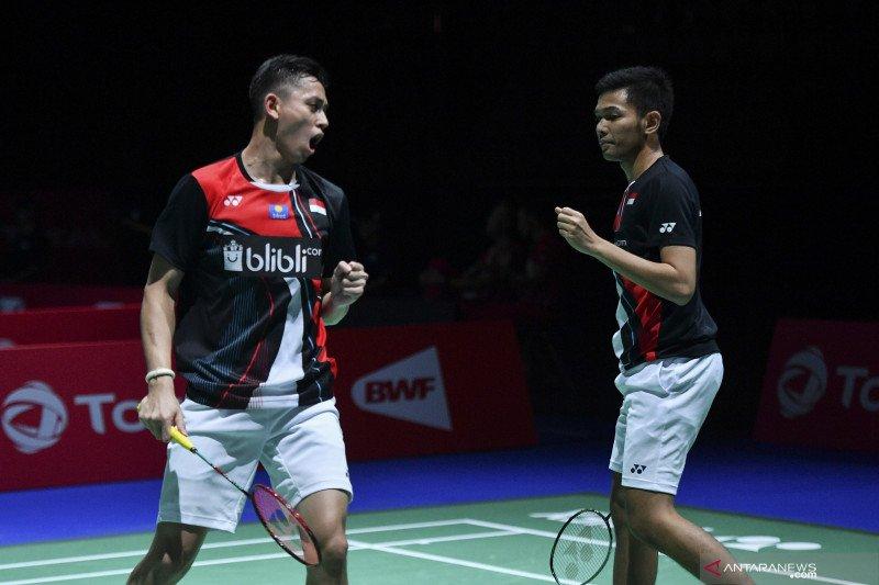 Fajar/Rian raih kemenangan di China Open
