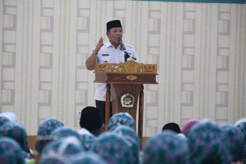 Gubernur luncurkan program Lampung Mengaji