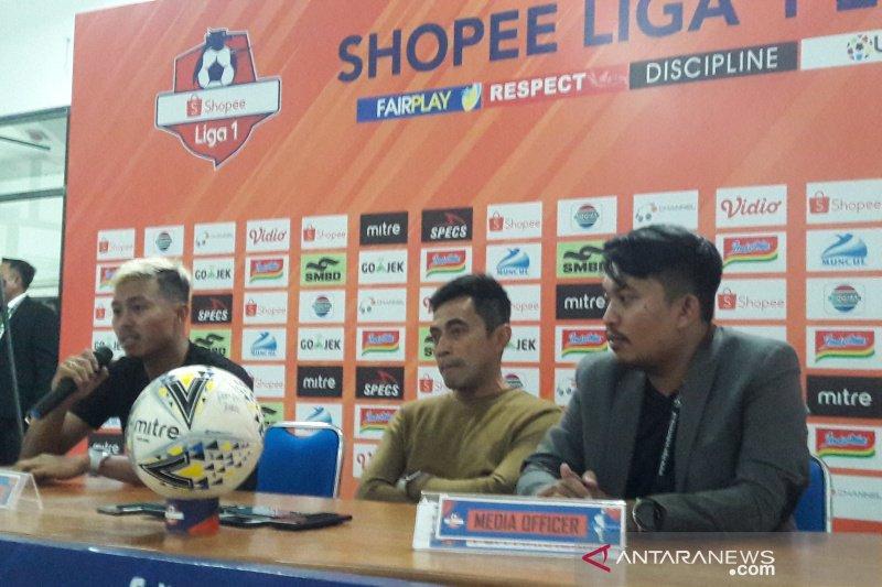 Pelatih PSS sebut kemenangan melawan PSM Makassar bukan karena strategi