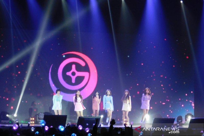 GFriend konser perdana di Jakarta