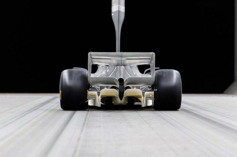 F-1 ungkap desain awal mobil balap musim 2021
