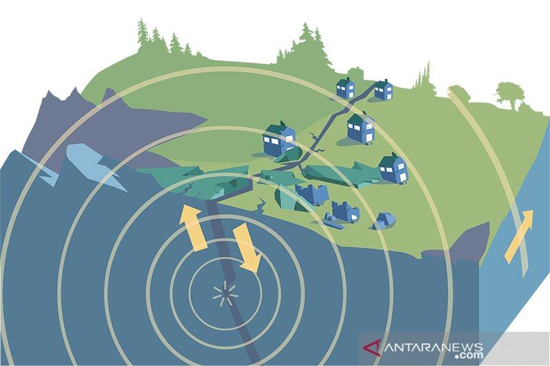Alaska diguncang gempa magnitudo 6,2