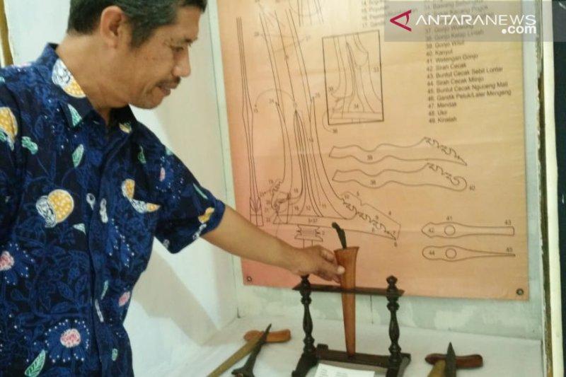 Museum Tosan Aji pamerkan keris pusaka berusia 700 tahun