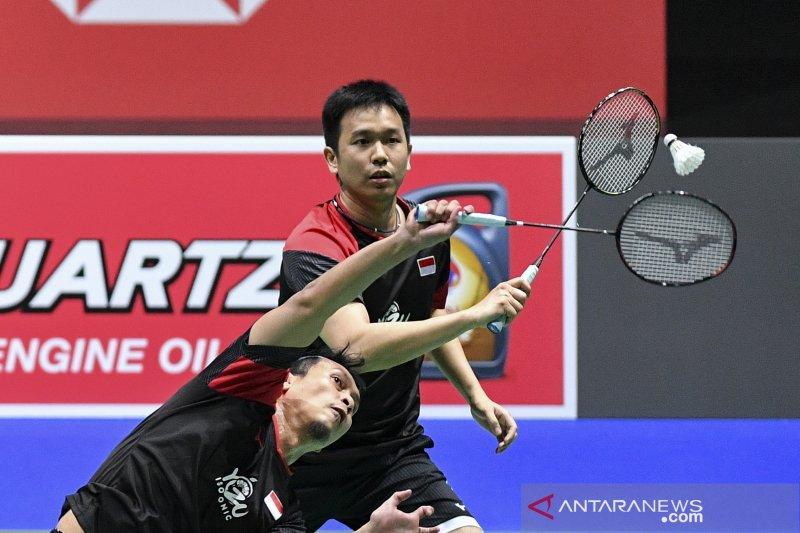 Minions kontra The Daddies di final ganda putra China Open