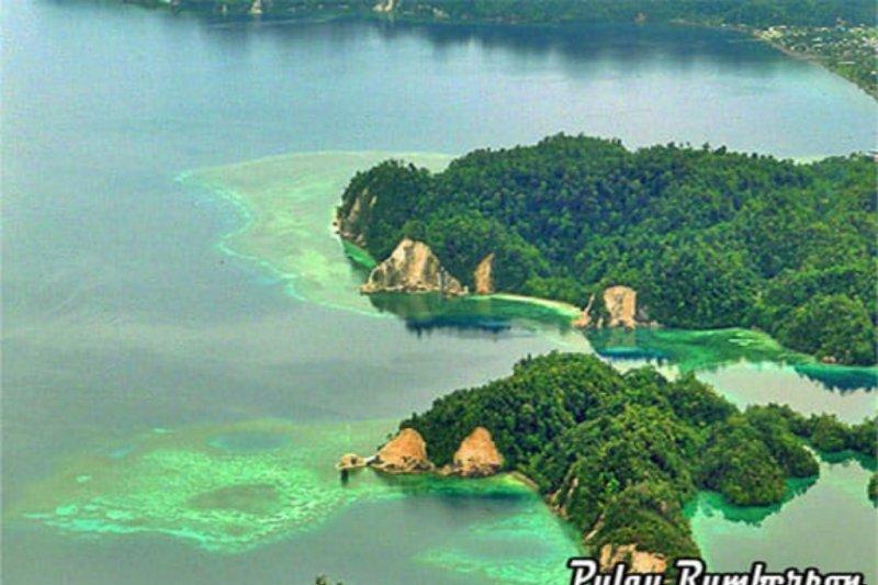 Pulau Rumberpon Wondama, kawasan pariwisata Papua Barat