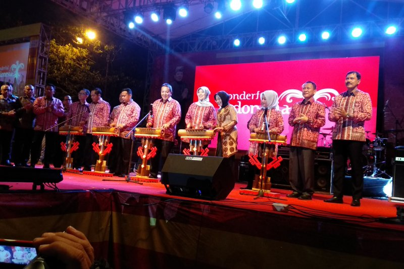 Festival Krakatau harus mampu angkat  keunggulan Lampung