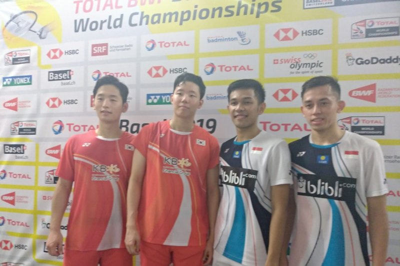 Indonesia pastikan tempat di final Kejuaraan Dunia Bulu Tangkis BWF 2019