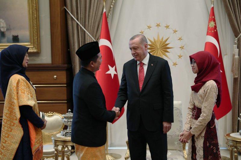 Presiden Erdogan bakal ke  Indonesia awal 2020