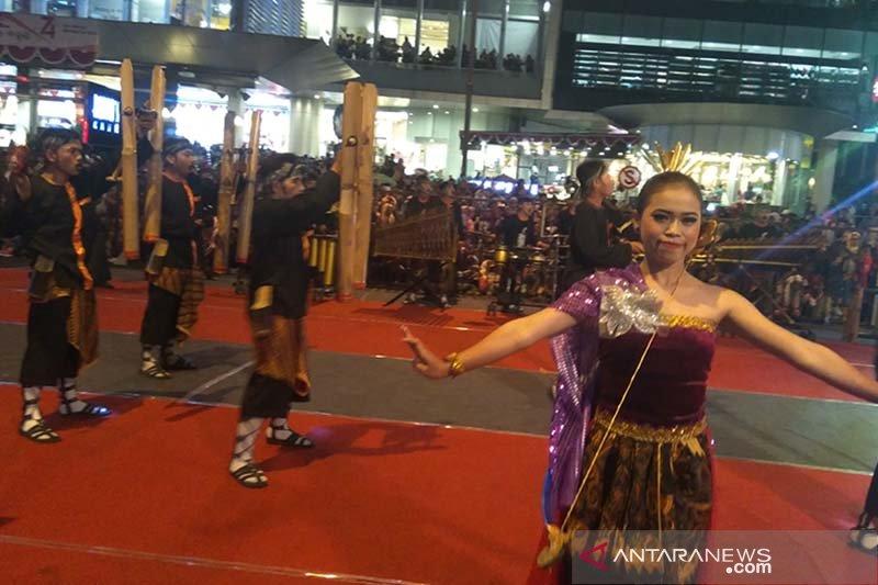 Festival Kentongan meriahkan peringatan Kemerdekaan RI di Banyumas
